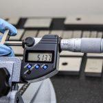 METROTEST-Calibración de micrómetro de exteriores